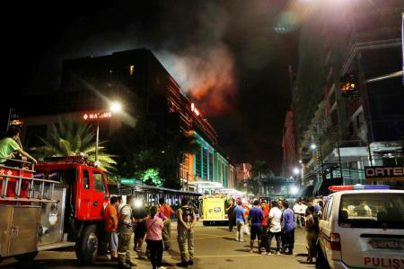 Military rejects IS claim of Manila attack