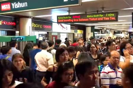 NSL hit by 2nd day of delays