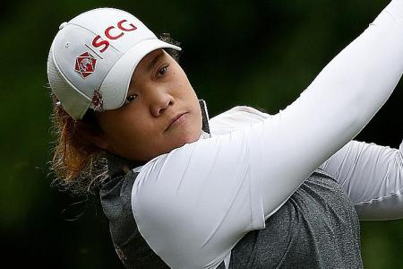 Thai Ariya is South-east Asia's first world No. 1 women's golfer