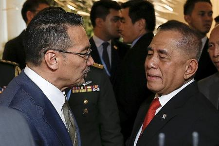 Indonesia willing to close borders to keep terrorists out