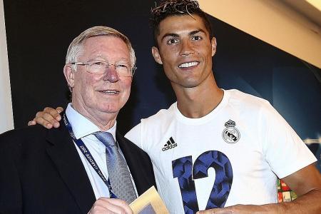 Why Ronaldo laughs at us all