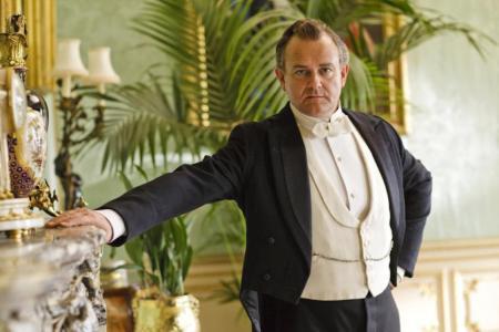 Hugh Bonneville as Robert Crawley, the 7th Earl of Grantham in Downton Abbey