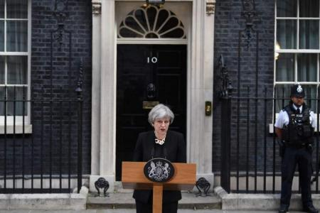 May: It's time to say enough is enough