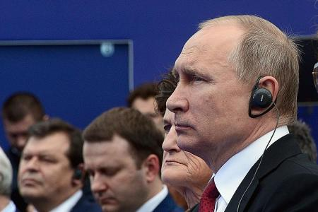Putin on having compromising material on Trump: Have you all lost your senses?