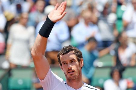 Andy Murray pays tribute to victims of terror attacks