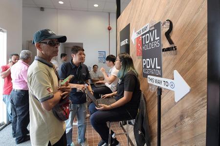Uber helps PRs get PDVL under FastLane scheme