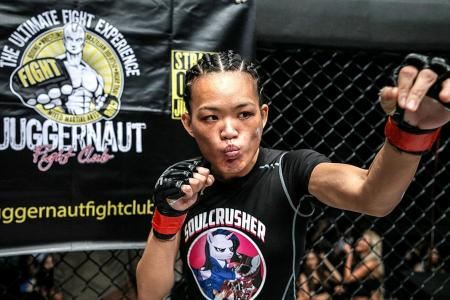 Teo eyes vacant ONE strawweight title