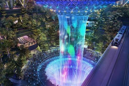 Changi's crown Jewel set to be a tourist hotspot