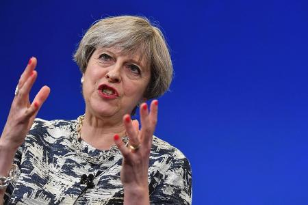 UK PM ready to curb human rights laws to fight terrorism