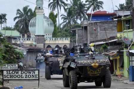 Militants had planned bigger attack on Marawi