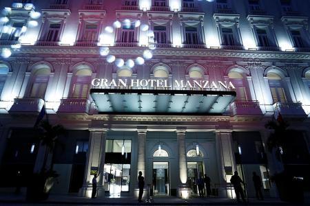 Luxury hotels arrive in Havana