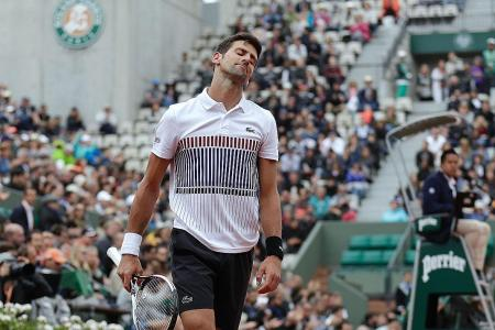McEnroe blasts Djokovic for giving up
