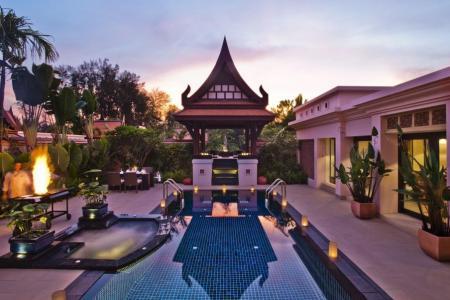 Relax and recharge at Banyan Tree Phuket