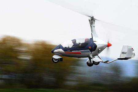 GyroDrive is world's first 'road-certified flying vehicle'