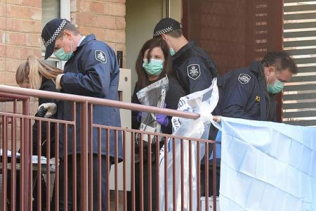 Three linked to deadly Melbourne siege held for questioning after raid