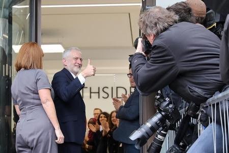Labour loss still a triumph for Corbyn