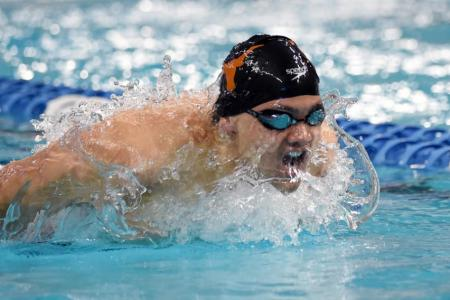 Schooling seventh fastest in the world with 51.82 swim