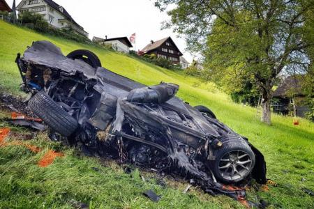 Hammond car crash