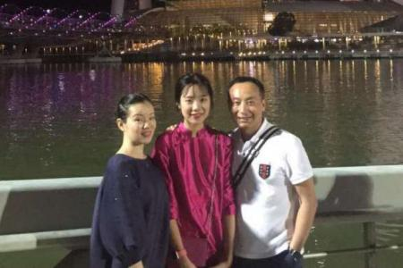 Couple who returned $13k to money changer were visiting daughter studying here