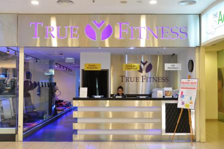 true fitness singapore