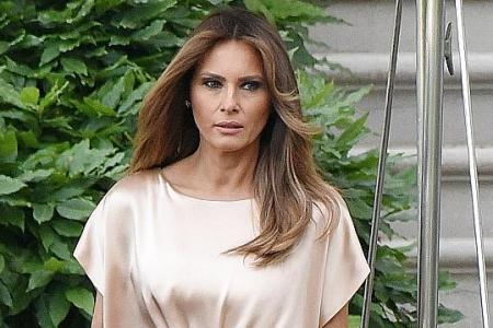 Melania and son to move into White House this week