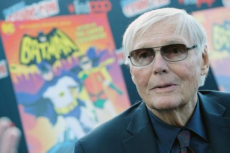 Adam West dies from cancer at age 88