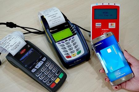 Cashing in on mobile payment