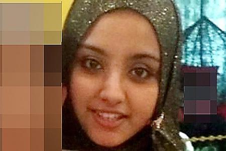 Singaporean female ISIS radical detained