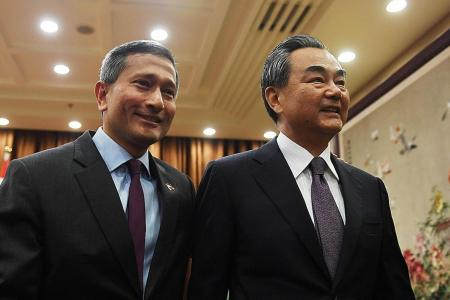 S'pore, China to work together on initiative