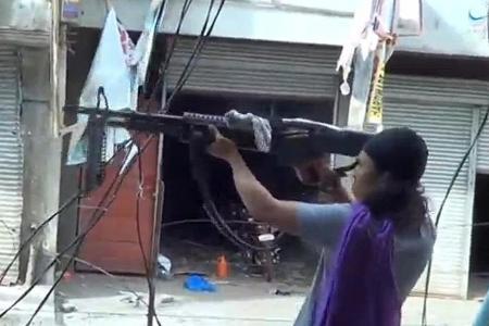 Marawi rebels killing, enslaving civilians