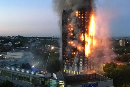 Grenfell Tower blaze