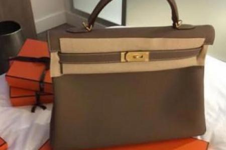 Celeb hairstylist's maid charged with stealing Hermes bags