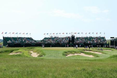 Expect thrills and spills at Erin Hills