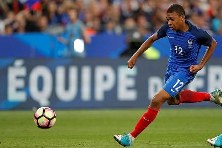 Mbappe too good for EPL