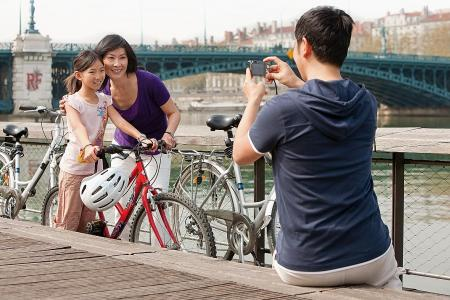 Be in the saddle with cycling tours