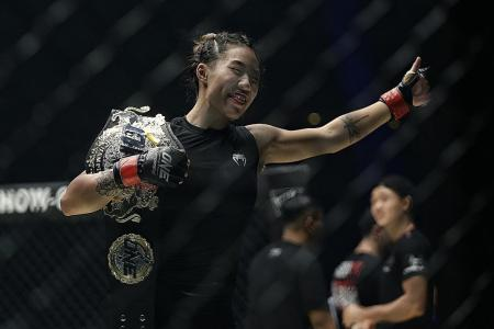 UFC's Carr says Lee no match for their best fighters