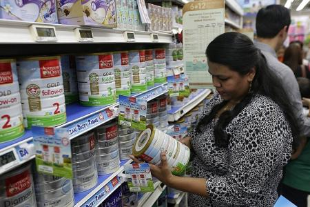 FairPrice brings in affordable infant formula