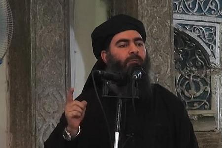 Baghdadi could have been killed in Russian air raid