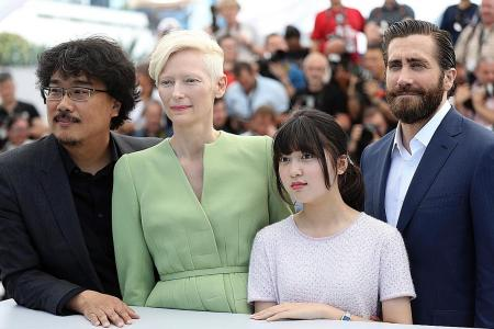 Director OK with Okja fuss