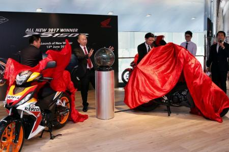 Distributor aims to make Honda bikes first choice