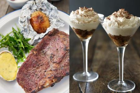 Food delights for Father's Day