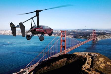 Dutch company set to start production of flying car