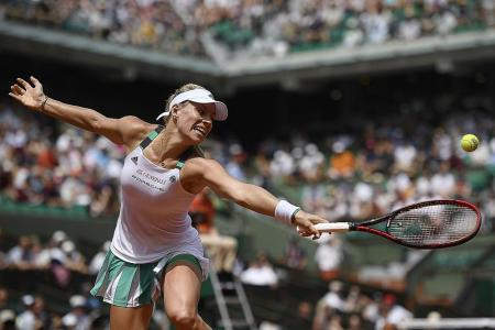 Hamstring injury forces Kerber to pull out of Birmingham event