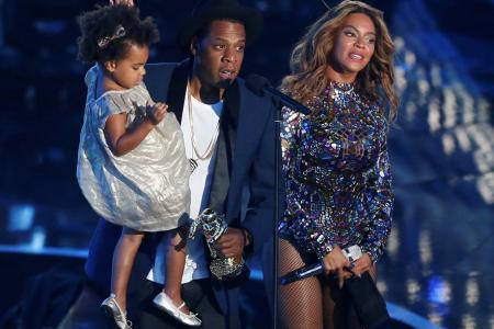 Beyonce has twins