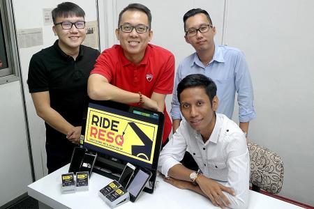 App to ResQ stranded motorists