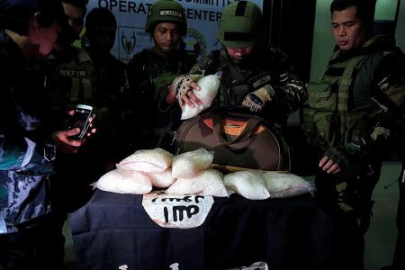 Drugs worth millions of dollars seized in Marawi