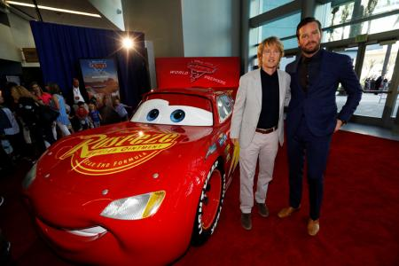 First-place finish for Cars 3 over Wonder Woman