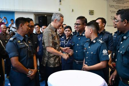 PM Lee: Don't let anti-Muslim sentiment take root