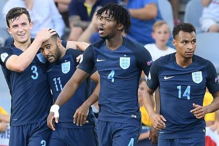 Boothroyd's boys don't look like most England teams