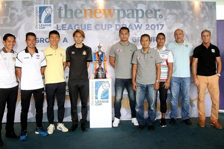 Albirex want to 